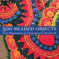 500 Beaded Objects (häftad)