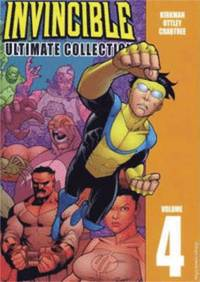 Invincible: The Ultimate Collection Volume 4 (inbunden)