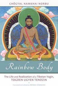Rainbow Body (häftad)