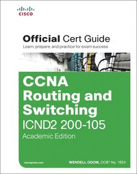 ccna routing and switching icnd2 200 105 official cert guide rh bokus com ICND1 640 822 ICND1 640 822