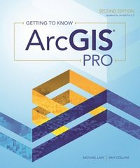 Getting to Know ArcGIS Pro (häftad)