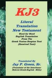 literal translation new testament-oe-kj3 (Häftad)
