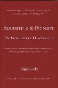 Augustine and Poinsot (inbunden)