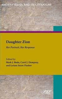 Daughter Zion (inbunden)