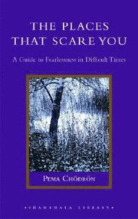 The Places That Scare You: A Guide to Fearlessness in Difficult Times (inbunden)