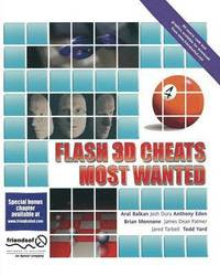 Flash 3D Cheats Most Wanted (häftad)