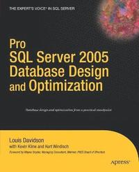 Pro SQL Server 2005 Database Design and Optimization (häftad)