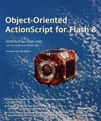 Object-Oriented ActionScript for Flash 8 (häftad)