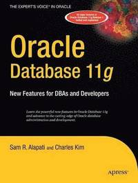 Oracle Database 11g: New Features for DBAs & Developers (häftad)