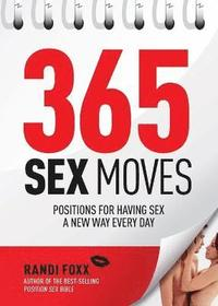 365 Sex Moves (häftad)