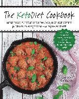 The KetoDiet Cookbook (häftad)