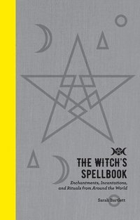 The Witch's Spellbook (inbunden)