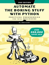 Automate The Boring Stuff With Python, 2nd Edition (häftad)