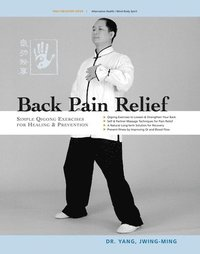 Back Pain Relief (häftad)