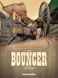 Bouncer (inbunden)