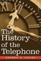 The History of the Telephone (häftad)