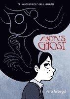 Anya's Ghost (häftad)