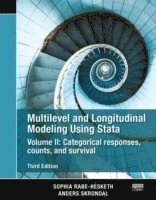 Multilevel and Longitudinal Modeling Using Stata, Volume II (häftad)