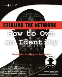 Stealing the Network: How to Own an Identity (häftad)