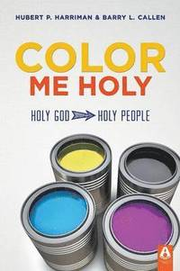 Color Me Holy (häftad)