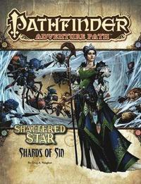 Pathfinder Adventure Path: Shattered Star Part 1 - Shards of Sin av Greg A  Vaughan, Paizo Staff (Häftad)