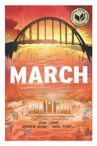 March (Trilogy Slipcase Set) (häftad)