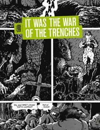 It Was The War Of The Trenches (inbunden)
