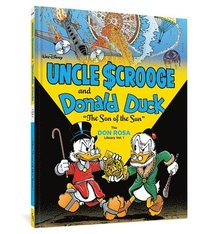 Walt Disney Uncle Scrooge and Donald Duck: 'the Son of the Sun' (the Don Rosa Library Vol. 1) (inbunden)