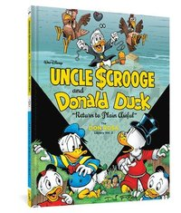 Walt Disney Uncle Scrooge and Donald Duck: 'return to Plain Awful' (the Don Rosa Library Vol. 2) (inbunden)