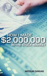 How I Made $2,000,000 in the Stock Market (häftad)