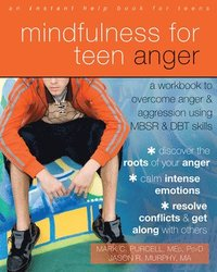 Mindfulness for Teen Anger (häftad)
