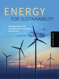 Energy for Sustainability, Second Edition (inbunden)