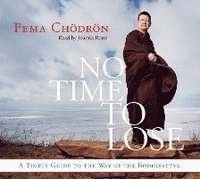 No Time To Lose (cd-bok)