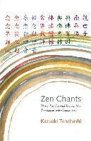 Zen Chants (häftad)