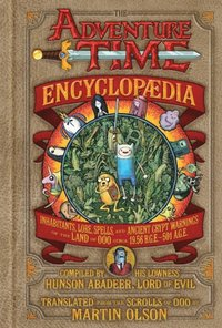 Adventure Time Encyclopaedia (Encyclopedia) (e-bok)