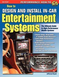 How to Design and Install In-Car Entertainment Systems (häftad)