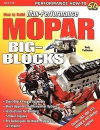 How to Build Max-Performance Mopar Big-Blocks av Andy Finkbeiner (Häftad)