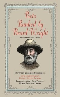 Poets Ranked by Beard Weight (häftad)