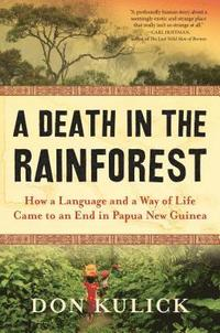 A Death in the Rainforest (inbunden)