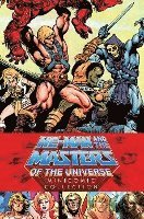He-man And The Masters Of The Universe Minicomic Collection (inbunden)