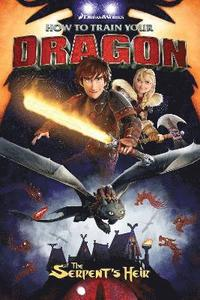 How To Train Your Dragon: The Serpent's Heir (häftad)