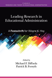 Leading Research In Educational Administration (häftad)