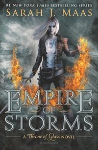 Empire of Storms (inbunden)