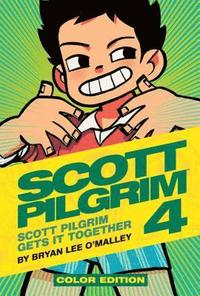 Scott Pilgrim Color Hardcover Volume 4: Scott Pilgrim Gets it Together (inbunden)