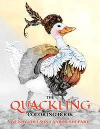 The Quackling Coloring Book (häftad)
