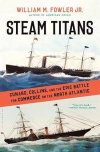 Steam Titans (inbunden)