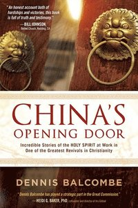 China's Opening Door (häftad)