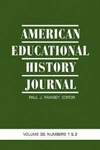 American Educational History Journal (inbunden)