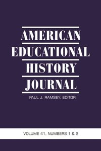 American Educational History Journal (e-bok)