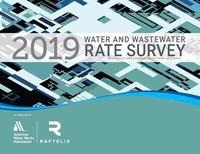 2019 Water and Wastewater Rate Survey Book (häftad)